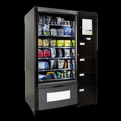 Výdejové automaty pomůcek