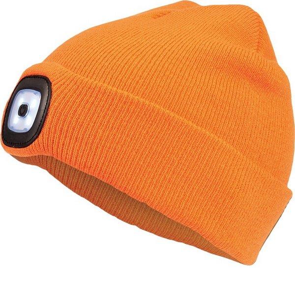 Produkt - Čepice Deel oranžová