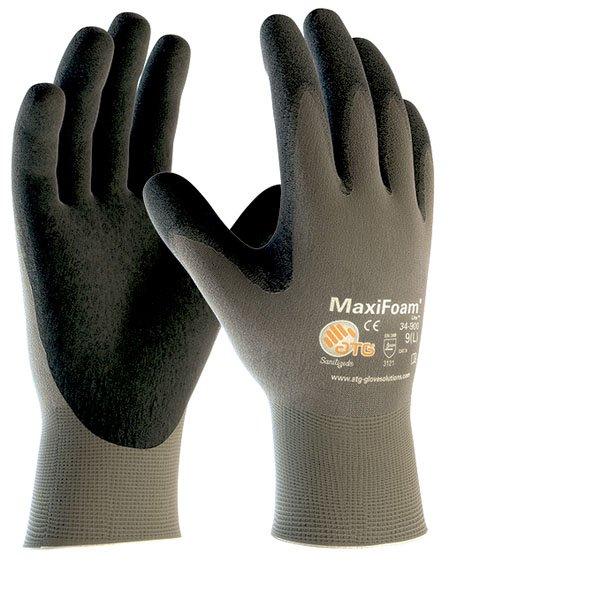 Produkt - Nitrilové rukavice MaxiFoam 34-900 5