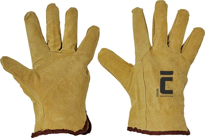 Produkt - Kožené rukavice Pigeon 9