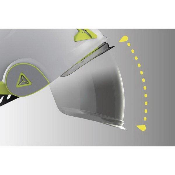 Produkt - Pracovní přilba se sklopným hledím Onyx