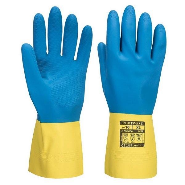 Produkt - Latexové rukavice Double Dipped 7