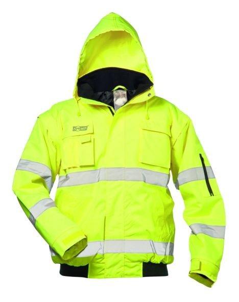 Produkt - Reflexní zimní bunda Roland(Tom) žlutá L