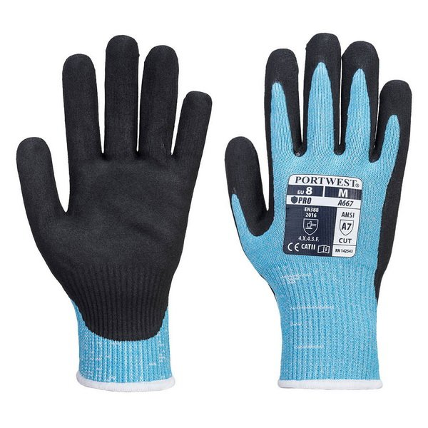 Produkt - Protiprořezové rukavice Claymore AHR Cut 8
