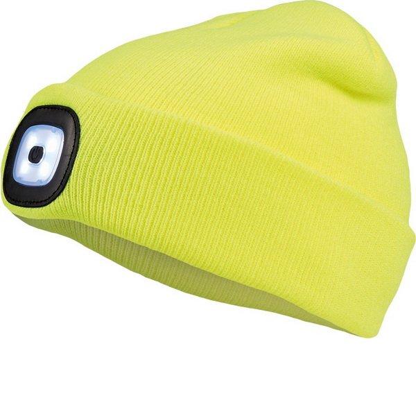Produkt - Čepice Deel žlutá