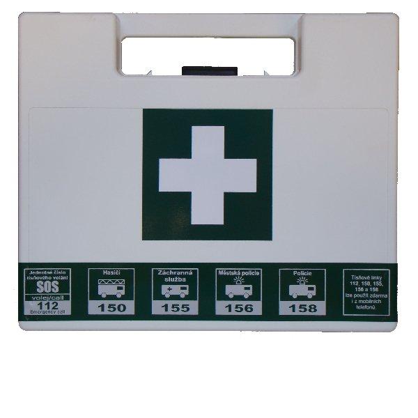 Produkt - Lékárnička přenosná kufřík