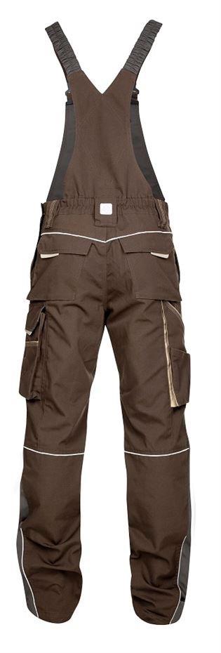 Produkt - Pracovní kalhoty Urban+  lacl hnědá 46