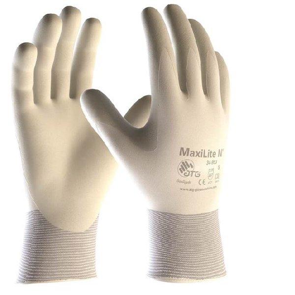 Produkt - Nitrilové rukavice MaxiLite 34-953 6