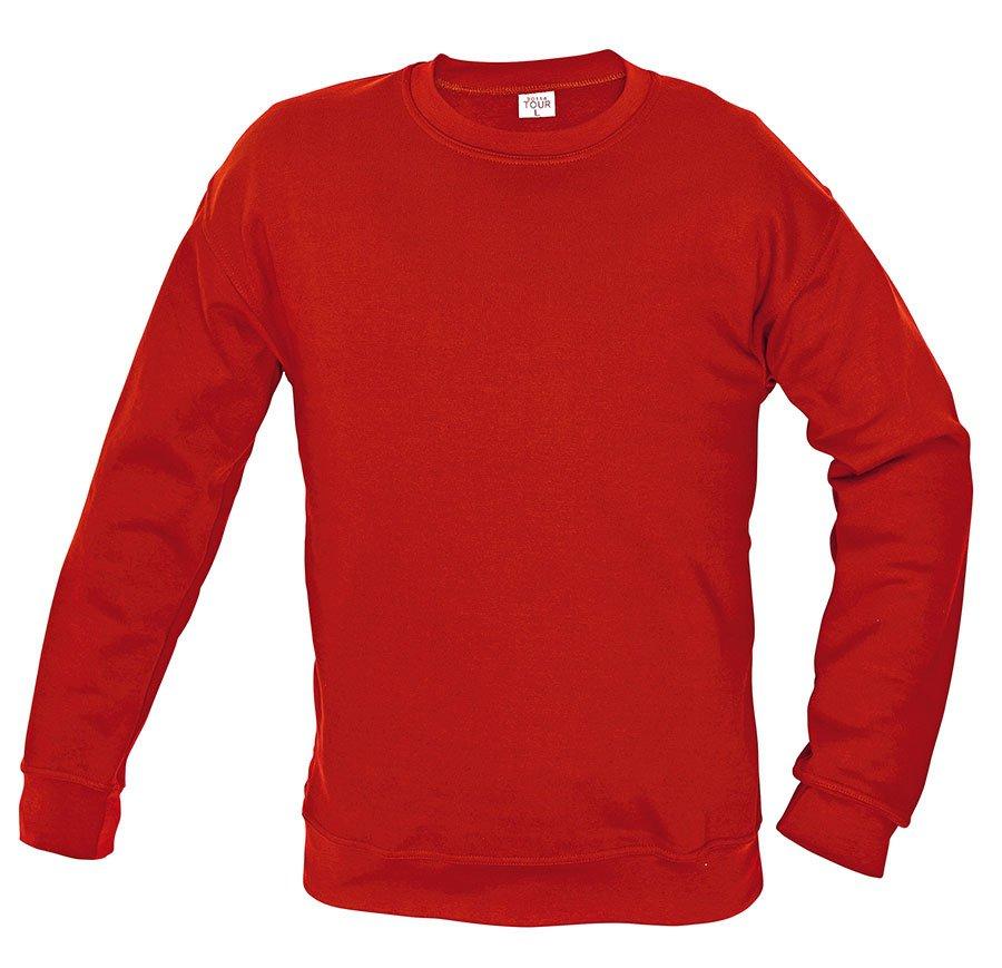 Produkt - Mikina Tours červená L